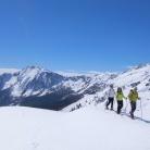 Ciaspole e neve