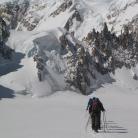 Cispolata sul Monte Bianco
