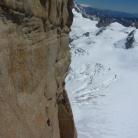 Ill granito del Monte Bianco