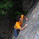 arrampicarsi a mani nude
