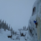 Hemsedal climbing